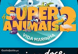 Super animais 2 - vida marinha