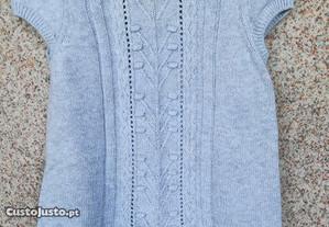 Vestido H&M malha fresquinha
