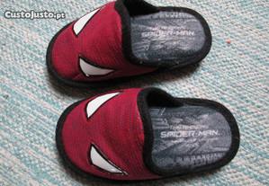 Chinelos de quarto nº27 Spiderman
