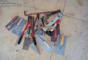ferramenta de trolha tenho varias pecas