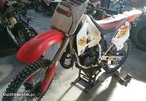 Honda cr 125 pecas