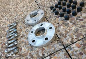 Kit Alargadores 5x110 em Aumínio 20mm
