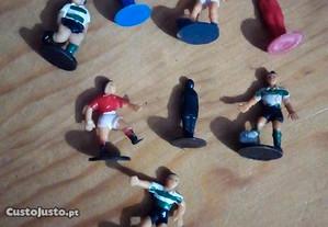 Figuras de Plastico e pvc de Futebol anos 80