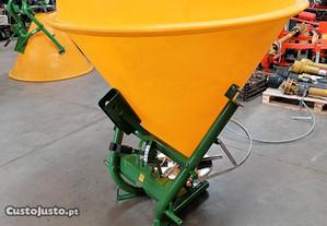 Distribuidor de adubo/azevém de 500kg