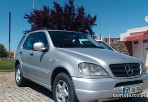Mercedes-Benz ML 270 CDI Nacional - 01