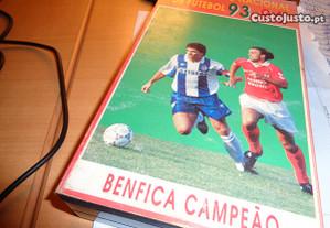 Cassete VHS Futebol 93/94Campeonato Nacional