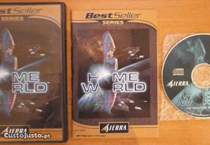 home world - pc cd-rom