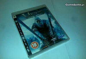 viking: battle for asgard -jogo ps3 -playstation 3