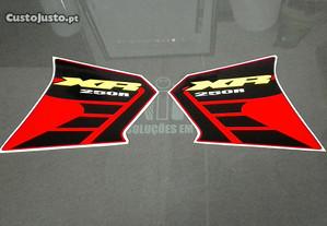 Autocolantes para Honda XR 250 2001 - 05
