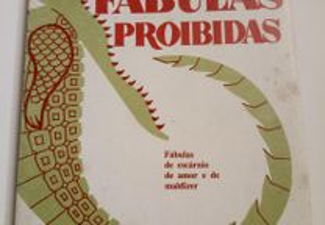 Alberto Moravia Fábulas Proibidas Raro