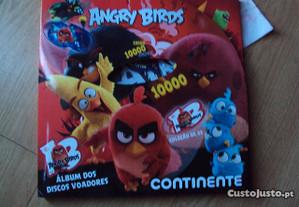 discos Angry Birds Continente