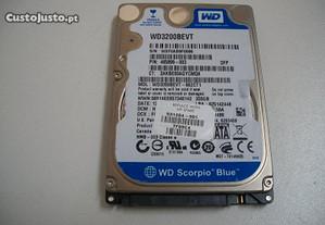Disco HDD Western Digital Blue 320gb Sata