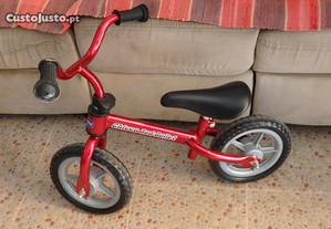 Triciclo /bicicleta sem pedais da Chicco