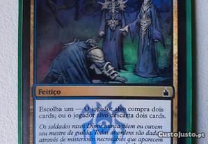 [MTG] Consult the Necrosages (Foil) (PT)