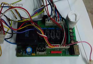 Placa eletrónica para máquina de lavar loiça