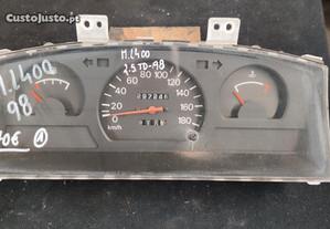 Quadrante Mitsubishi L400 2.5 Td ano 98 (MR148918)