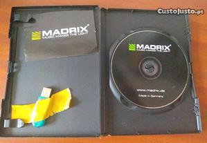 Software video led Madrix com dongle