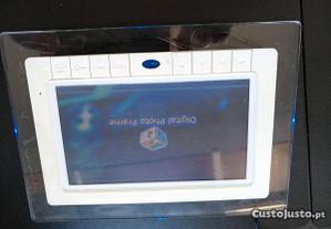 Ecrã LCD videoporteiro Avidsen 7'