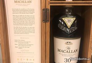 Whisky Macallan 30 Anos (Reservada)