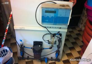 Crf 530 analizador e controlador tratamento águas