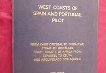 West Coasts of Spain and Portugal Pilot. From Cabo