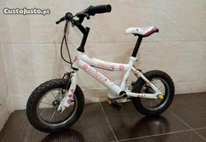 Bicicleta de criança BERGEN roda 12
