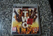 jogo original ps3 army of two 40 day