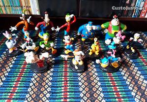 Figuras Colecionáveis Disney, DeA (preço unitário)