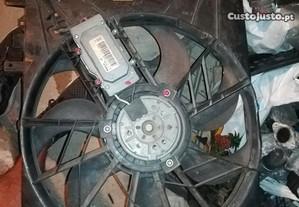 ventilador Volvo S60 S80 Bosch 1137328081