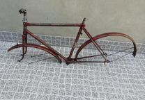 Bicicletas Antigas quadro