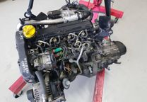 Motor Renault Scenic II 1.5 dci 80cv ref K9K 722