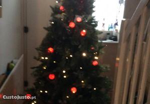 Árvore de natal com Bluetooth e iluminação incorpo