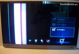 Tv Led Smart Sony KDL-40HX720 para Peças