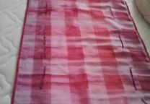cortinas rosa