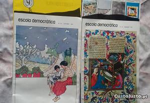 4 exemplares da revista
