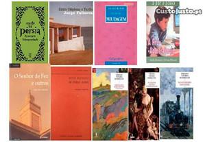 Vendidos EM SEPARADO - Livros Baratos - Lote 27olv