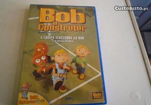 Dvd Bob O Construtor Novo