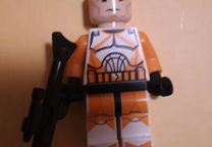 Lego Minifigura Star Wars.