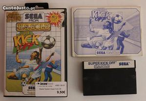 Jogo Master System Super Kick Off