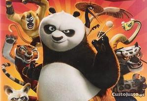 O Panda do Kung Fu [DVD]