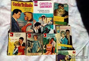 Oito livrinhos de literatura feminina, anos 60