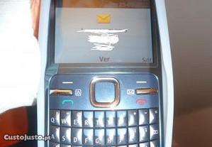 capa de silicone transparente para Nokia C3