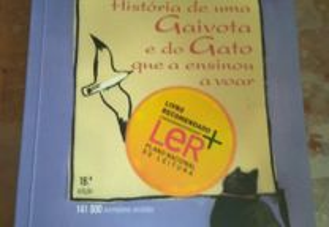 Luis Sepúlveda-história de uma gaivota e do gato..