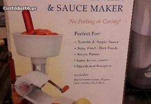 Back to Basics Food Strainer & Sauce Maker
