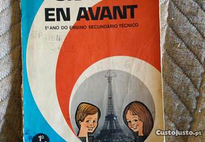 Un Pas en Avant 1973 1º Ano Francês