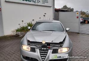 Peças - Alfa Romeo GT 1.9 Jtd 16v 150cv