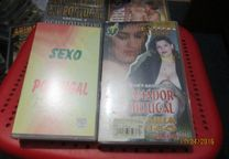 4 VHS adultos made in Portugal