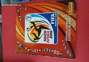 Caderneta cromos FIFA World Cup 2010 South Africa