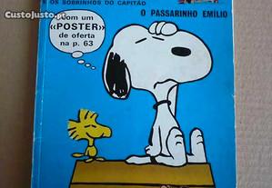 Livro de B.D. do Charlie Brown
