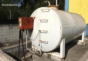 Deposito tanque água combustível homologavel